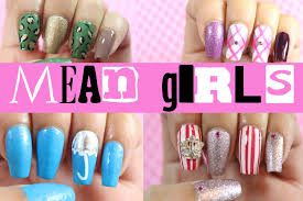 nail art for girls how you can do it at home pictures designs