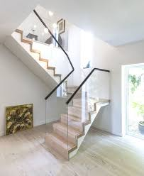 Ideas For Banisters Best 25 Stair Railing Kits Ideas On Pinterest Staining Stairs