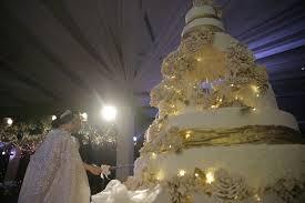 wedding cake surabaya the wedding of regan by femy s bridestory