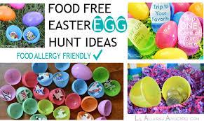 easter egg stuffers food free easter egg hunt ideas lil allergy advocates