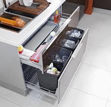 rangement poubelle cuisine belles poubelles galerie photos d article 4 16