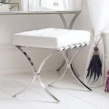 Vanity Stool On Wheels Great Vanity Chair With Wheels With Nice Bathroom Vanity Chairs