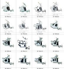 professional tattoo machine tattoo gun with good tattoo designs