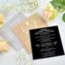 wedding invitations cost wordings acrylic wedding invitations cost with acrylic wedding