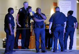 police officers shot at least 5 killed in sniper attack in dallas