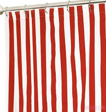 bathroom shower red white blue shower curtain black and white