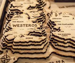 3d wood of thrones 3d wood map