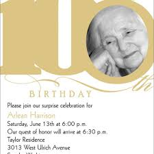 90th birthday invitations with response cards invitations templates