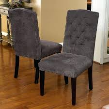 Parson Dining Chair Gray Parsons Chair Dazzling Parson Chair In Dining Room