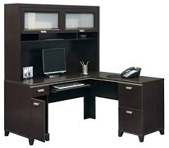 White Office Desk With Hutch Black Office Desk Hutch With Depot Hu Office Decoration