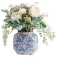 Fake Peonies Artificial Flowers U0026 Plants John Lewis