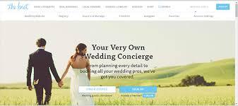 wedding planner websites the 10 best wedding planning apps and websites of 2016 wedding