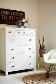 Malm Dresser Hack by Ikea Hemnes 6 Drawer Dresser Hack Knobs Furniture Design