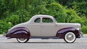 Gibbles Auto Upholstery 1940 Ford Deluxe Coupe S93 Dallas 2017