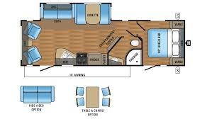 Turbo Floor Plan 2018 Jayco Jay Flight 28rls Model