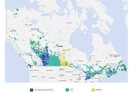Metro Pcs Map Coverage by Rogers Lte Advanced Coverage