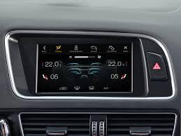 Audi Q5 Facelift - advanced navi station alpine style product for audi q5 alpine