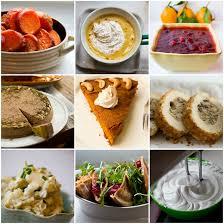 vegan thanksgiving menu 2015