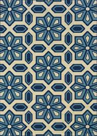 Outdoor Blue Rug by Caspian Collection Rugs By Sphinx Payless Rugs