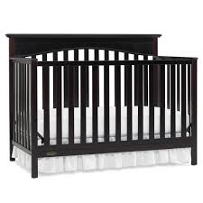 Black Convertible Cribs Graco Hayden 4 In 1 Convertible Crib In Pebble Gray Free Shipping