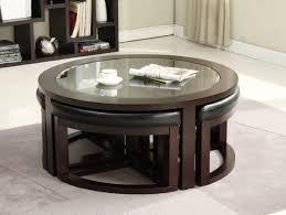 coffee table stylish mid century ideas contemporary round nesting