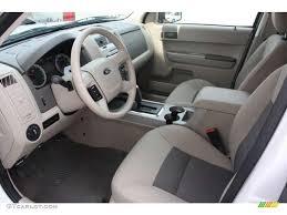 Ford Escape Inside - stone interior 2008 ford escape hybrid 4wd photo 49275644
