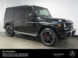 amg mercedes 2015 certified pre owned 2015 mercedes g class g63 amg suv in