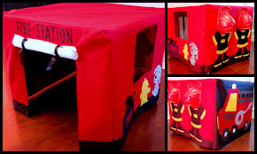 utah county mom fire station card table tent