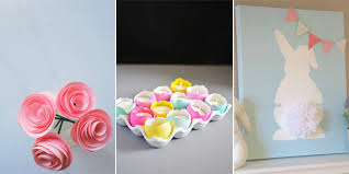 Easter Decorations Simple by 10 Cheap U0026 Easy Diy Easter Decorations