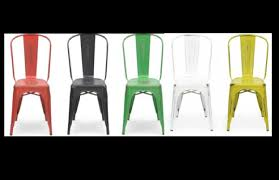 Tolix Bistro Chair Bistro Chair Tolix Terek Café Retro Pauchard Replica Diiiz