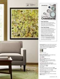 blackburn park collaboration print with crate and barrel fall