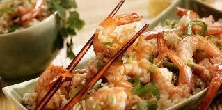 cuisine crevette crevettes sautées à l ail facile recette sur cuisine actuelle