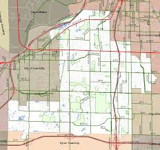 map of wyoming city of wyoming living in wyoming maps