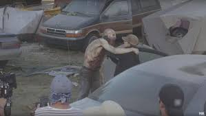 popular glasgow venue to throw the walking dead launch party