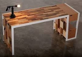 Wooden Office Desk Reclaimed Wood Office Desk Awesome Kitchen Exterior By Reclaimed