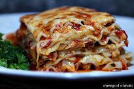 cuisine lasagne roasted pepper lasagna