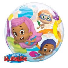 guppies bubble balloon