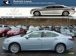 2013 lexus es 350 colors 2013 cerulean blue metallic lexus es 350 77555659 gtcarlot com