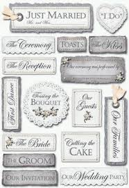 wedding scrapbook supplies foster wedding phrases foster stickers sale