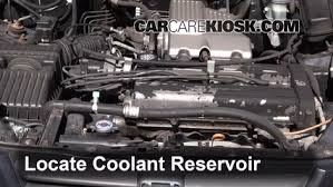 honda crv radiator replacement coolant flush how to honda cr v 1997 2001 2000 honda cr v ex