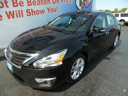 nissan altima sv 2013 used used nissan for sale gillespie ford