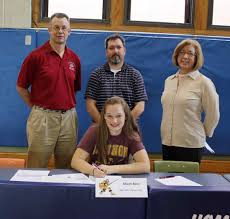 Gannon Alison Benz Signs On To Play Softball At Gannon University