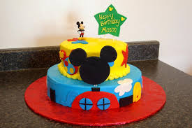 mickey mouse cake u2013 decoration ideas little birthday cakes