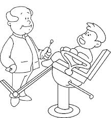 don u0027t be afraid to dentist coloring pages don u0027t be afraid to