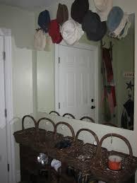 mudroom shoe hat organizer house organization