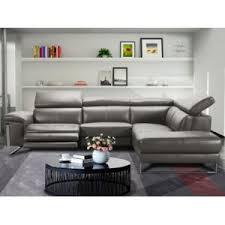 linea sofa canapé linea sofa canapé d angle relax électrique en cuir rivas