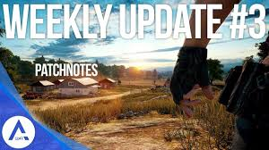 pubg xbox update pubg xbox weekly update 3 patch notes youtube