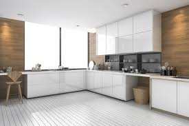 gloss white kitchen cabinets gloss white kitchen cabinets a great new look for your
