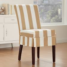 Dining Room Chairs With Slipcovers Room Chair Slipcovers