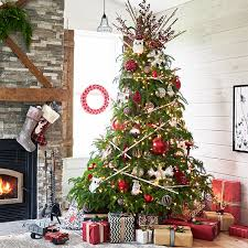 Birch Tree Decor Christmas Tree Decorating Ideas